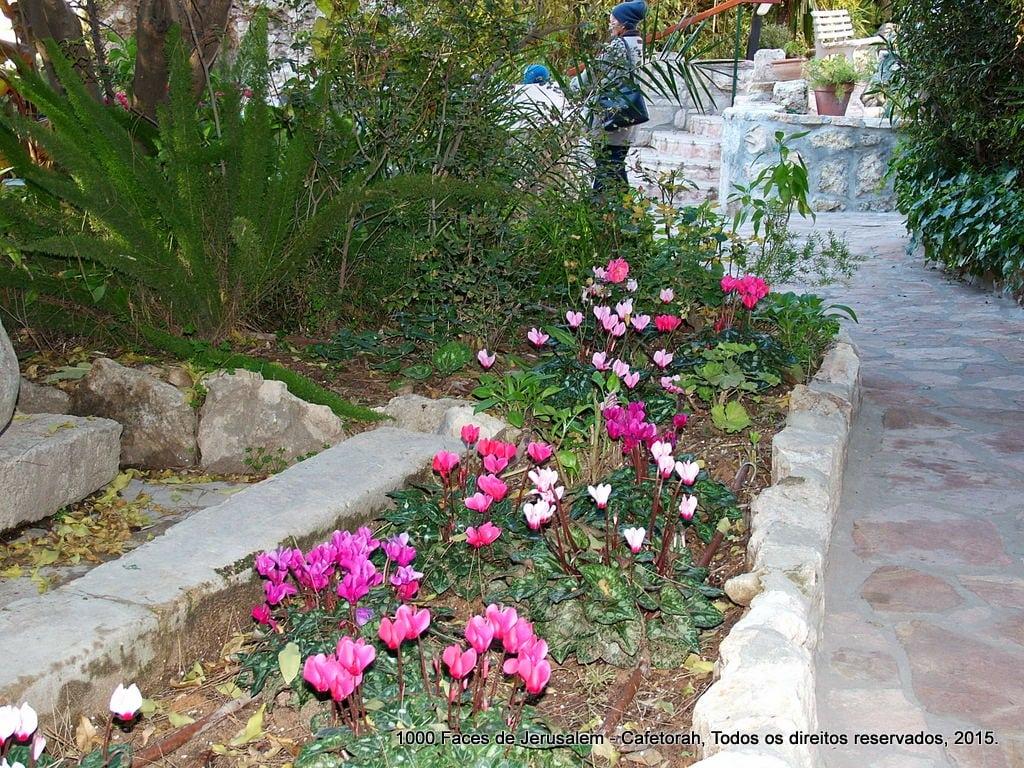 O Jerdim de José de Arimatéia - O Jardim do Túmulo