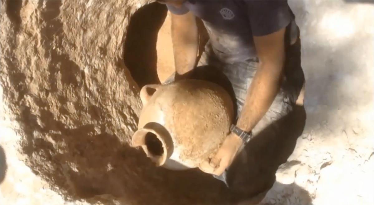 descoberta arqueológica em jerusalem