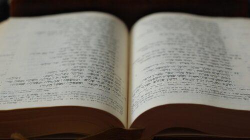 Bíblias em Hebraico