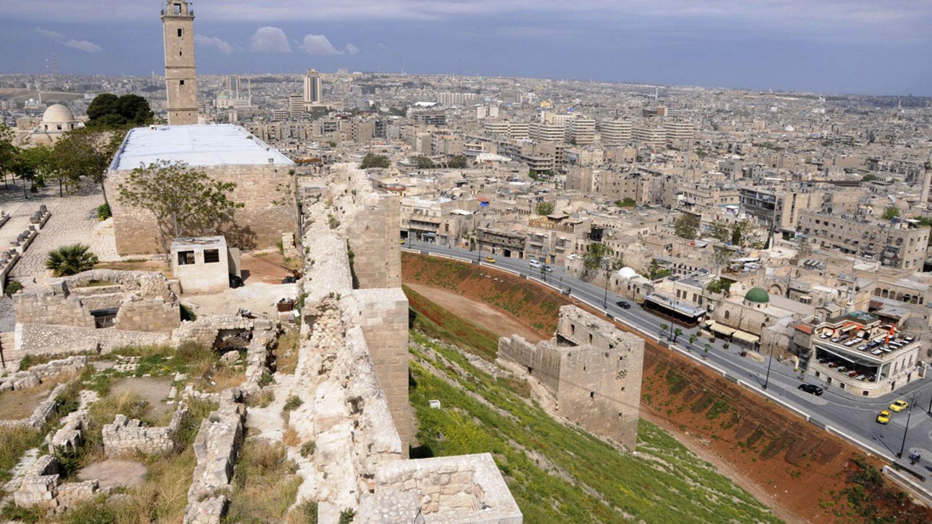 Alepo - Alleppo - Halab - Halepp