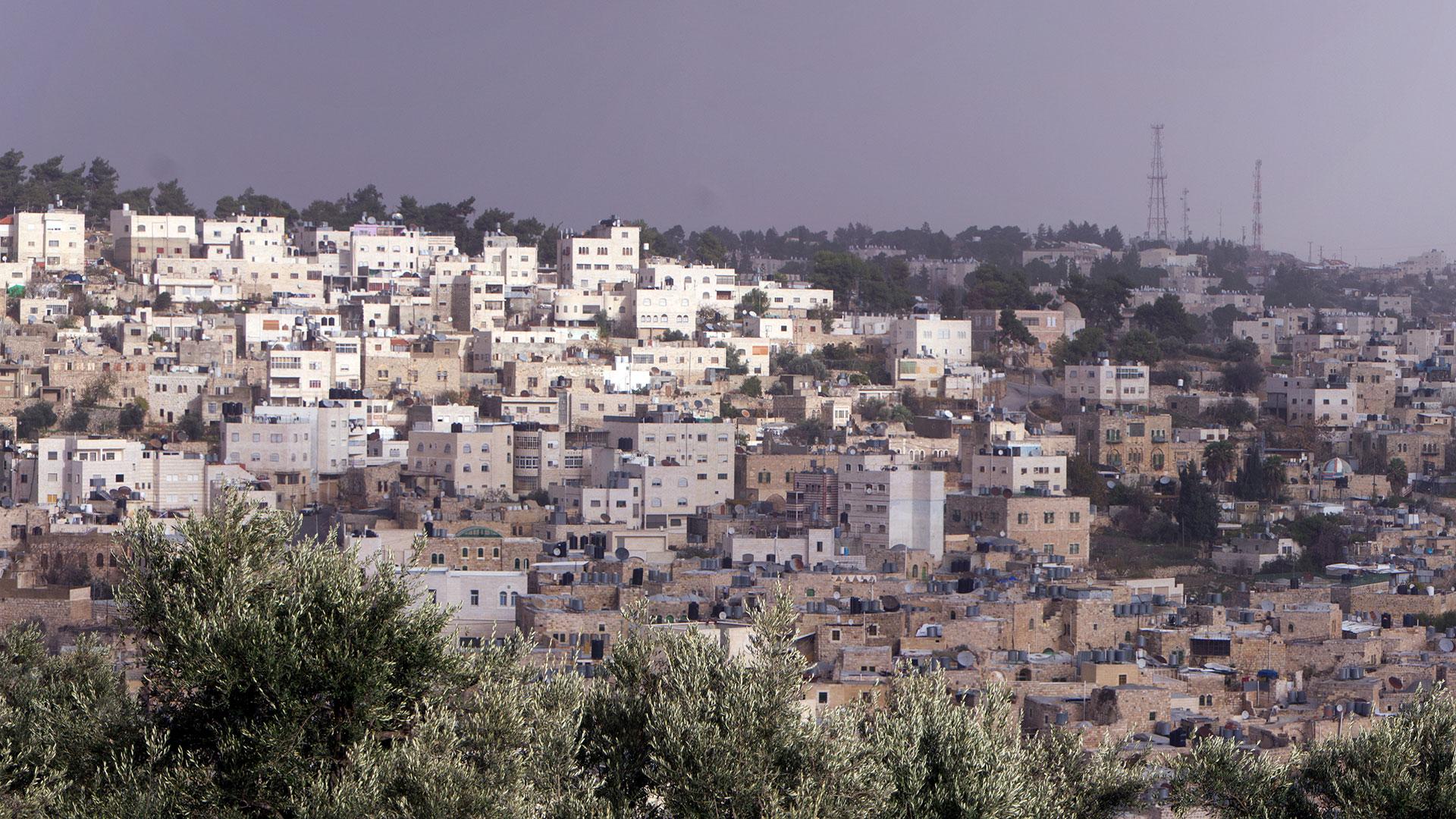 Violência entre IDF e palestinos na região de Hebron