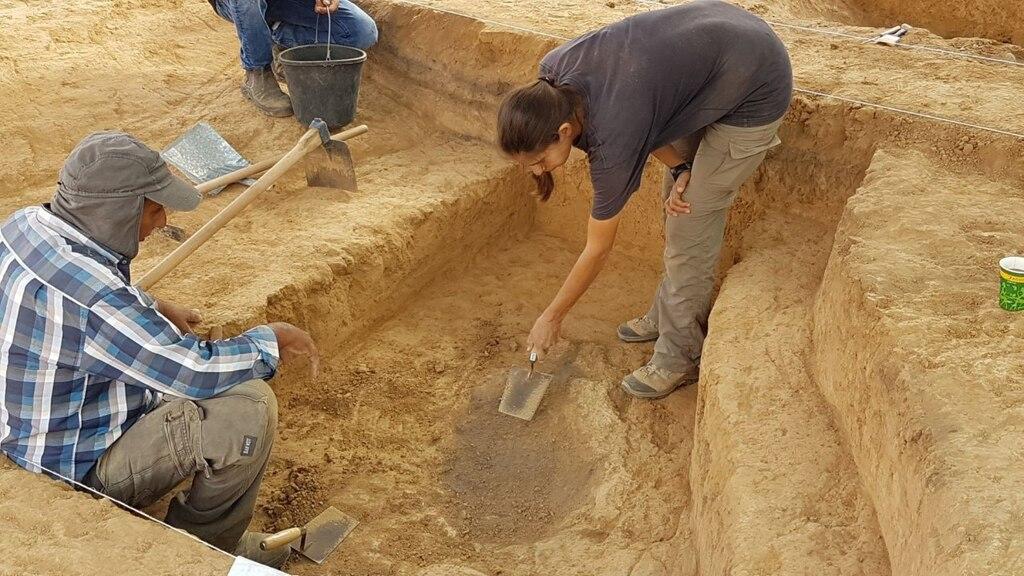 Industria do cobre - Beer Sheva - Autoridade de Antiguidades de Israel 2